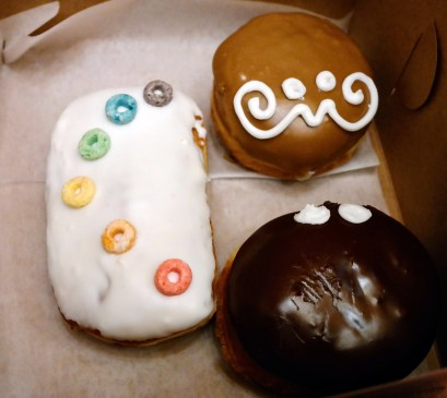 Voodoo Birthday Donuts